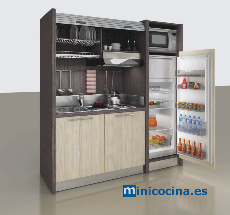 Minicocina k109 for Mini cocinas compactas